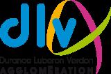 Logo Durance Luberon Verdon Agglomération